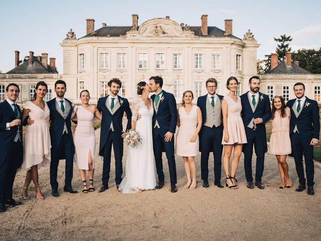 Le mariage de Augustin et Fanny à Craon, Mayenne 45