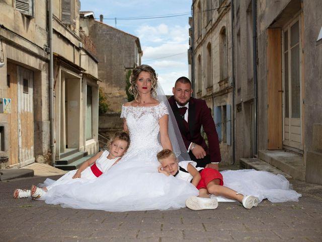 Le mariage de Marjorie et Mamelouk