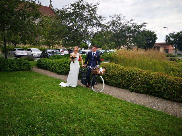 Le mariage de Ray et Cindy à Bâgé-la-Ville, Ain 6