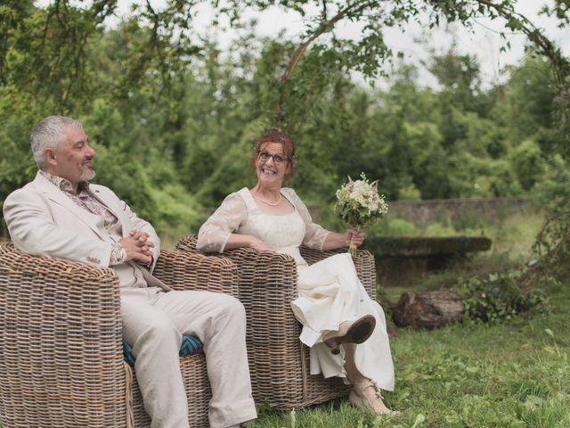 Le mariage de Jean-François et Anne-Marie à Chaussy, Val-d'Oise 14