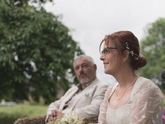 Le mariage de Jean-François et Anne-Marie à Chaussy, Val-d'Oise 16