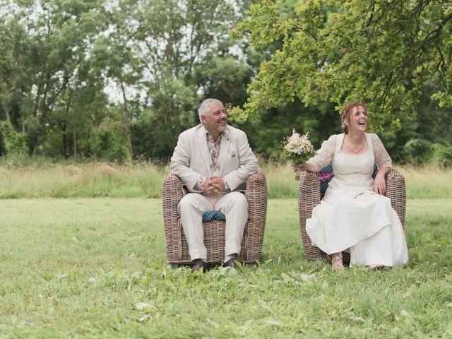 Le mariage de Jean-François et Anne-Marie à Chaussy, Val-d'Oise 17