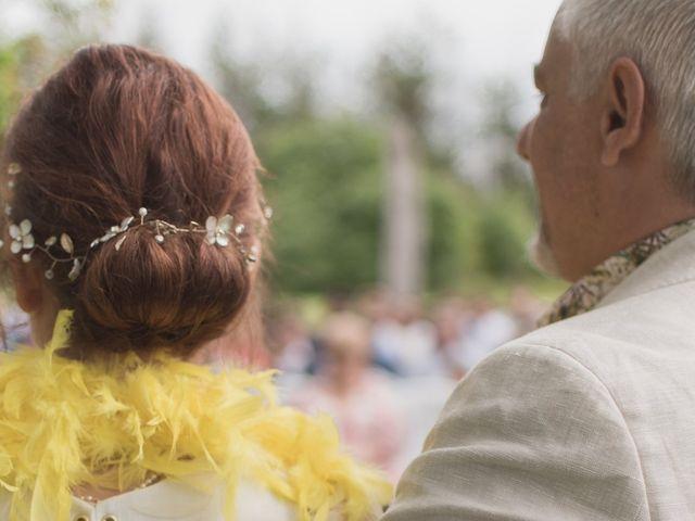 Le mariage de Jean-François et Anne-Marie à Chaussy, Val-d'Oise 21