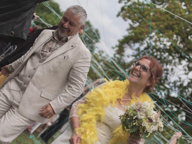 Le mariage de Jean-François et Anne-Marie à Chaussy, Val-d'Oise 22