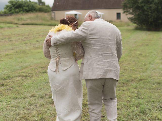 Le mariage de Jean-François et Anne-Marie à Chaussy, Val-d'Oise 23