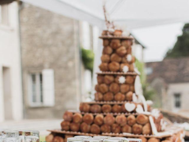 Le mariage de Jean-François et Anne-Marie à Chaussy, Val-d'Oise 28