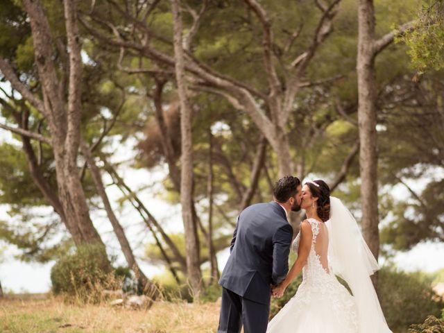 Le mariage de Steeve et Chritelle à Sanary-sur-Mer, Var 7