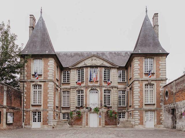 Le mariage de Yohann et Camille à Pont-l'Évêque, Calvados 2