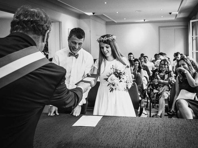 Le mariage de Yohann et Camille à Pont-l'Évêque, Calvados 5