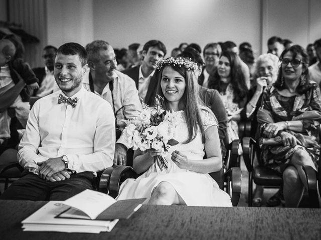 Le mariage de Yohann et Camille à Pont-l'Évêque, Calvados 6
