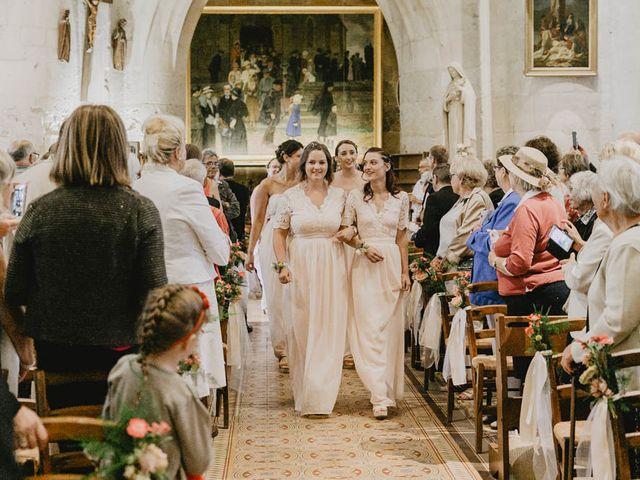 Le mariage de Yohann et Camille à Pont-l'Évêque, Calvados 41