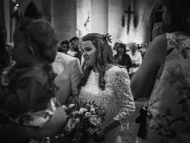 Le mariage de Yohann et Camille à Pont-l'Évêque, Calvados 43
