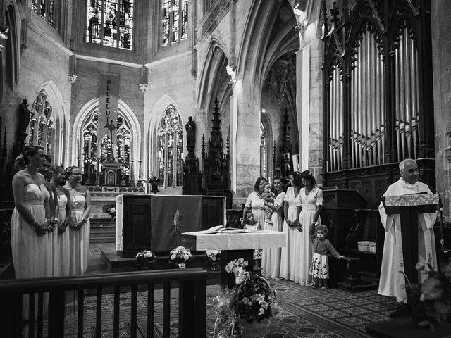 Le mariage de Yohann et Camille à Pont-l'Évêque, Calvados 46