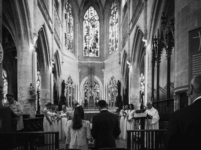Le mariage de Yohann et Camille à Pont-l'Évêque, Calvados 50