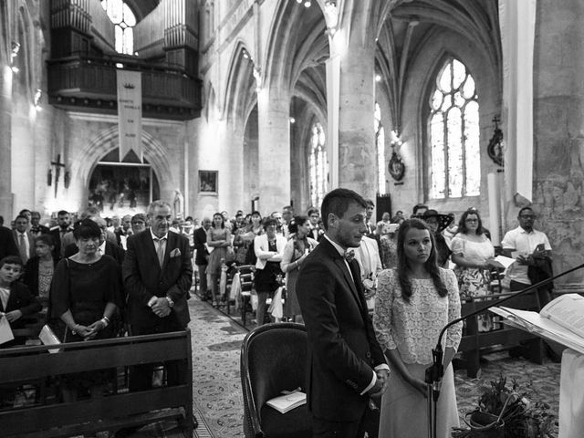 Le mariage de Yohann et Camille à Pont-l'Évêque, Calvados 53