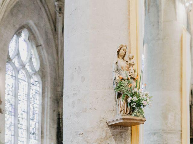 Le mariage de Yohann et Camille à Pont-l'Évêque, Calvados 55