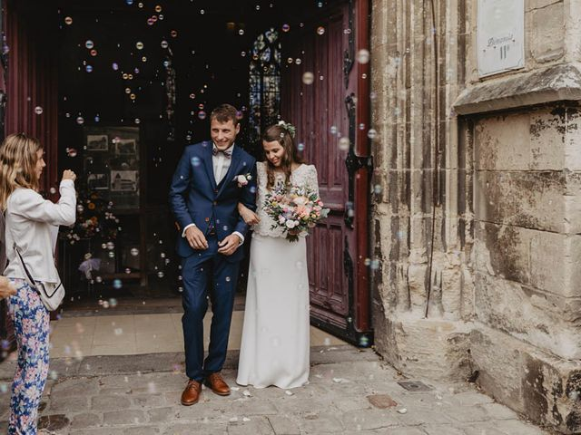 Le mariage de Yohann et Camille à Pont-l'Évêque, Calvados 57