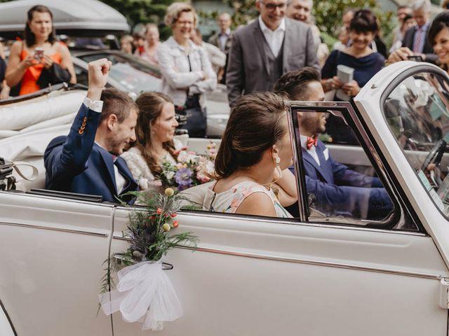 Le mariage de Yohann et Camille à Pont-l'Évêque, Calvados 61