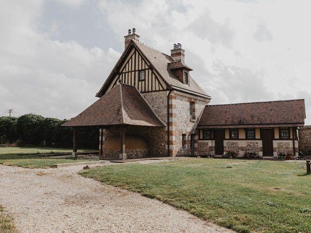 Le mariage de Yohann et Camille à Pont-l'Évêque, Calvados 62