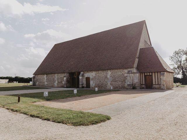 Le mariage de Yohann et Camille à Pont-l'Évêque, Calvados 63