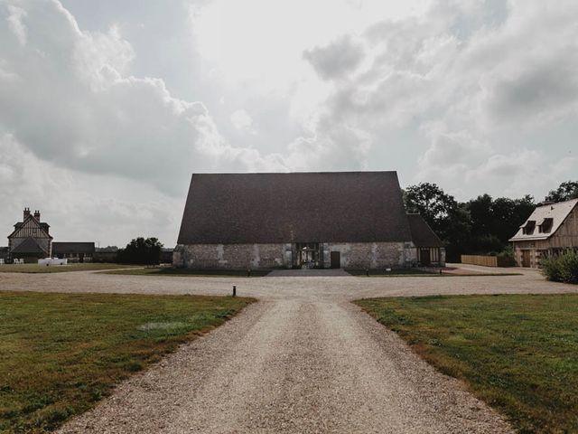 Le mariage de Yohann et Camille à Pont-l'Évêque, Calvados 64