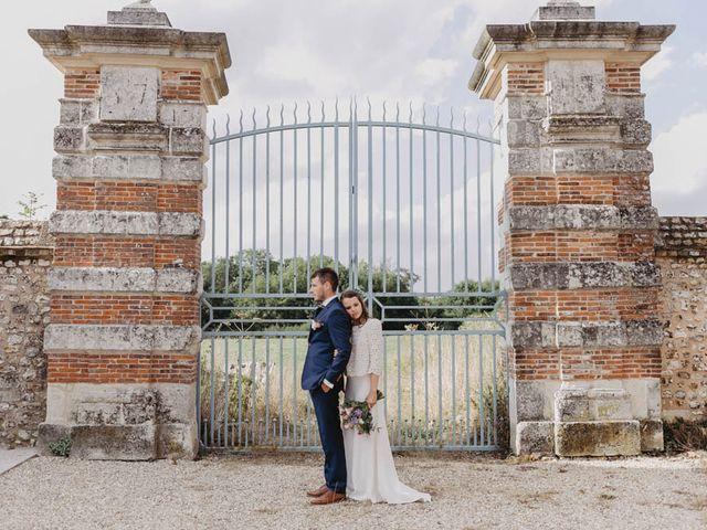 Le mariage de Yohann et Camille à Pont-l'Évêque, Calvados 70