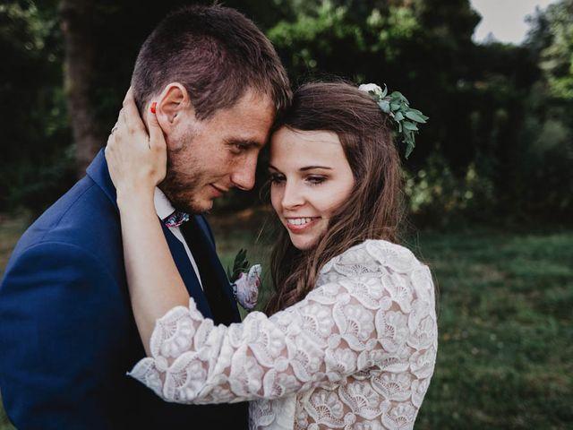 Le mariage de Yohann et Camille à Pont-l'Évêque, Calvados 78