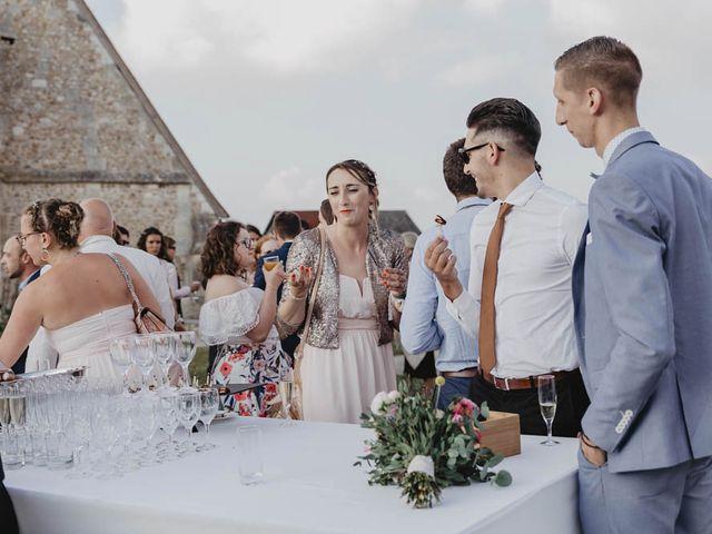 Le mariage de Yohann et Camille à Pont-l'Évêque, Calvados 83