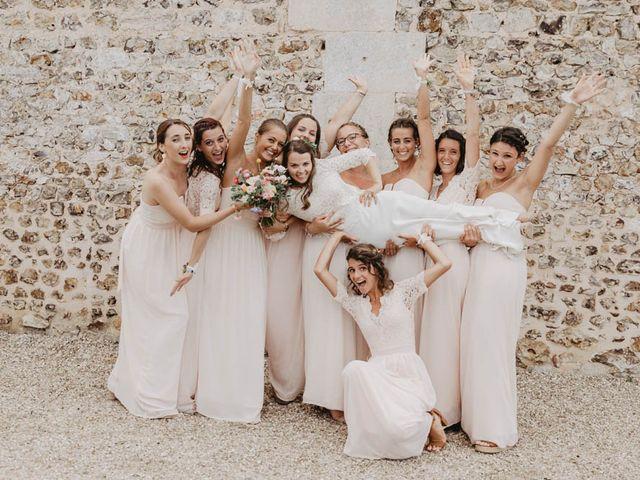 Le mariage de Yohann et Camille à Pont-l'Évêque, Calvados 87