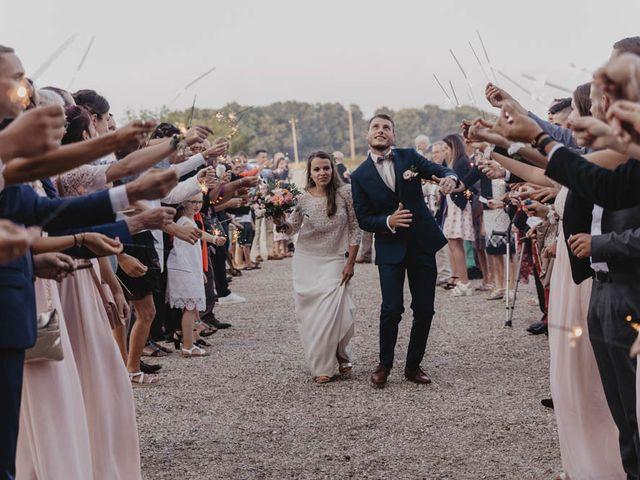 Le mariage de Yohann et Camille à Pont-l'Évêque, Calvados 91