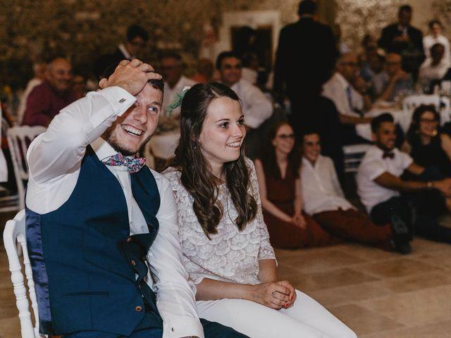 Le mariage de Yohann et Camille à Pont-l'Évêque, Calvados 96