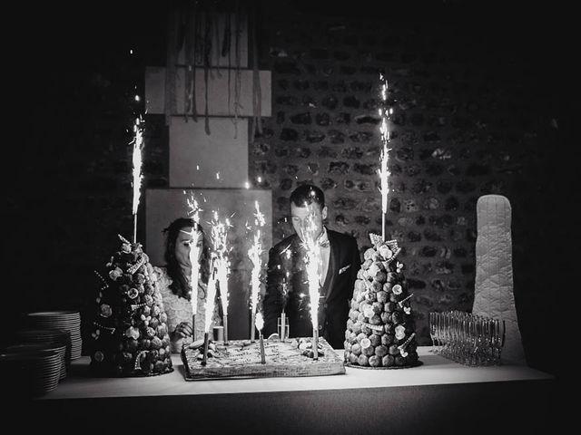 Le mariage de Yohann et Camille à Pont-l'Évêque, Calvados 99