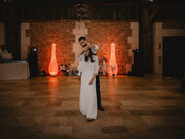 Le mariage de Yohann et Camille à Pont-l'Évêque, Calvados 100