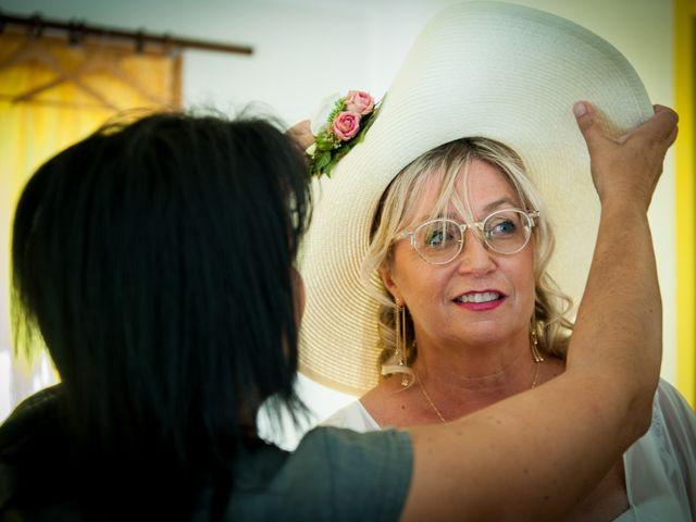 Le mariage de Hervé et Corinne à Labeaume, Ardèche 10