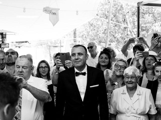 Le mariage de Hervé et Corinne à Labeaume, Ardèche 28