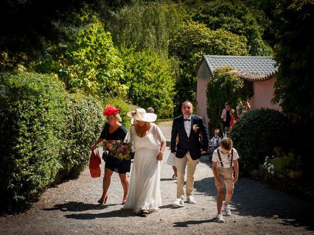 Le mariage de Hervé et Corinne à Labeaume, Ardèche 35