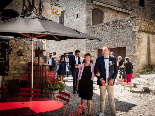 Le mariage de Hervé et Corinne à Labeaume, Ardèche 38