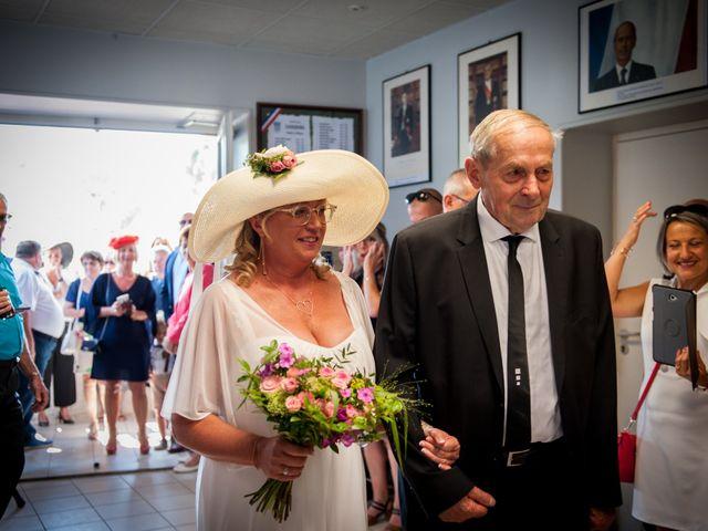Le mariage de Hervé et Corinne à Labeaume, Ardèche 40