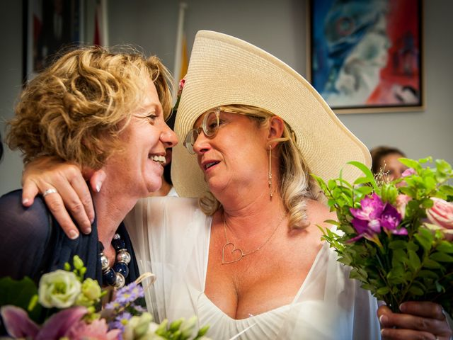 Le mariage de Hervé et Corinne à Labeaume, Ardèche 53