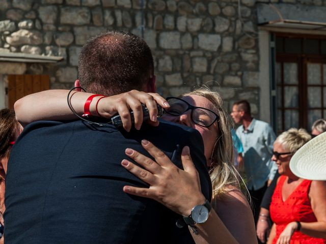Le mariage de Hervé et Corinne à Labeaume, Ardèche 65