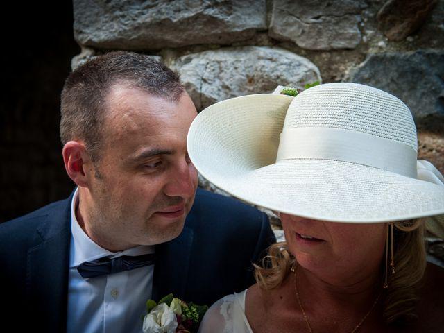 Le mariage de Hervé et Corinne à Labeaume, Ardèche 81