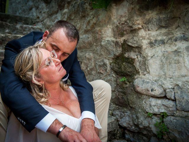 Le mariage de Hervé et Corinne à Labeaume, Ardèche 82
