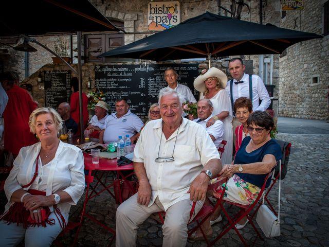 Le mariage de Hervé et Corinne à Labeaume, Ardèche 88