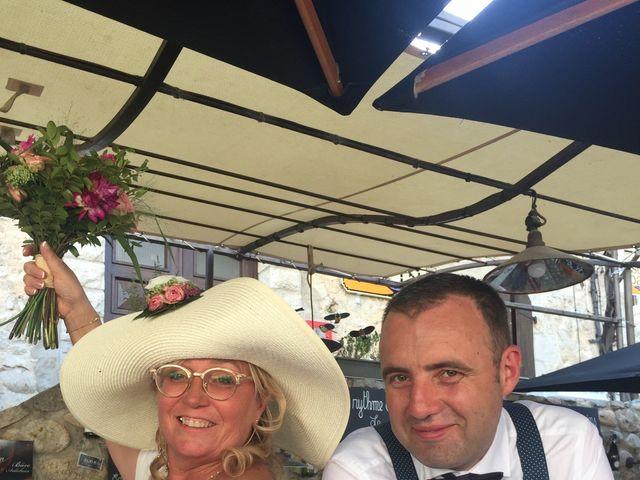 Le mariage de Hervé et Corinne à Labeaume, Ardèche 92