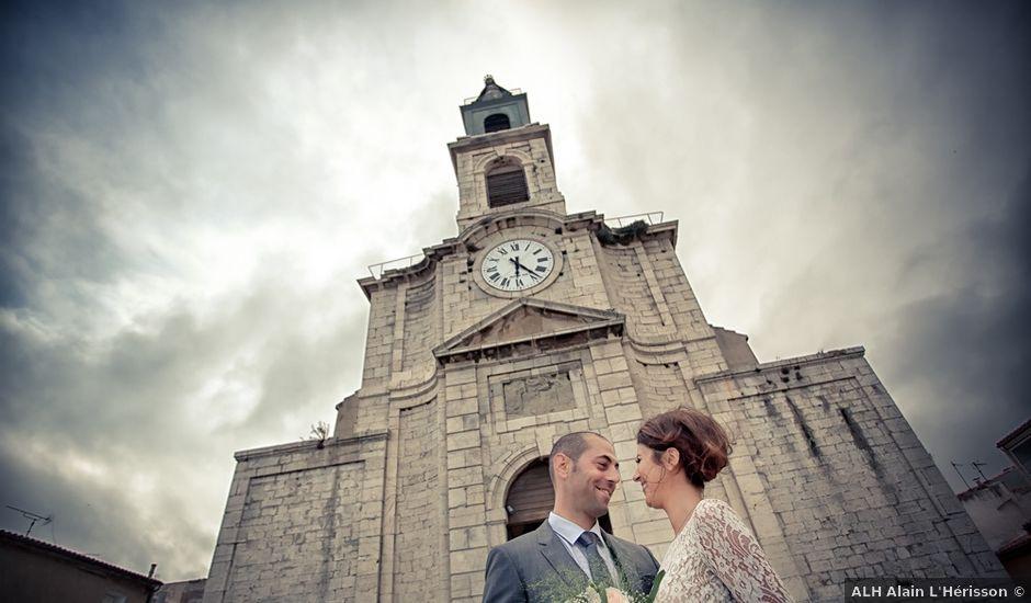 Le mariage de Nicolas et Gaëlle à Sète, Hérault