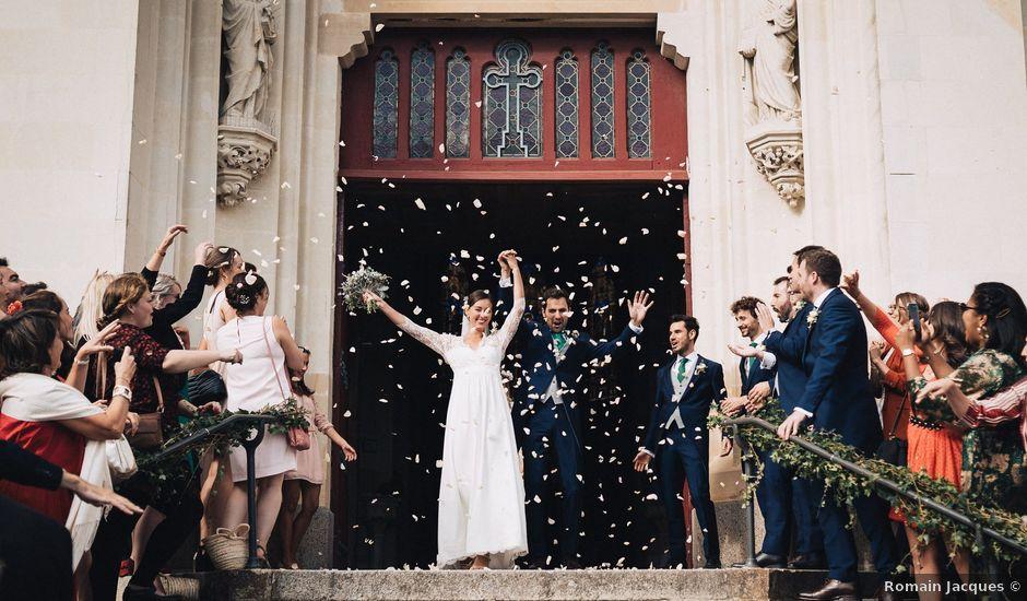 Le mariage de Augustin et Fanny à Craon, Mayenne