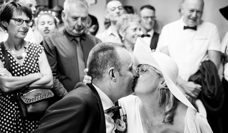 Le mariage de Hervé et Corinne à Labeaume, Ardèche