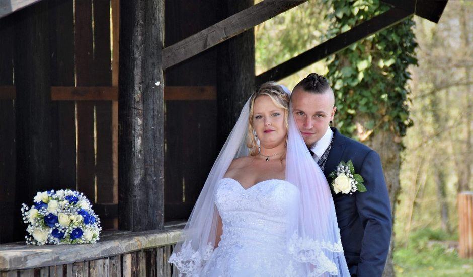 Le mariage de Kevin et Anais  à Viriville, Isère