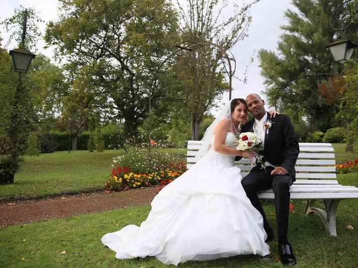 Le mariage de Aurore et Grégory