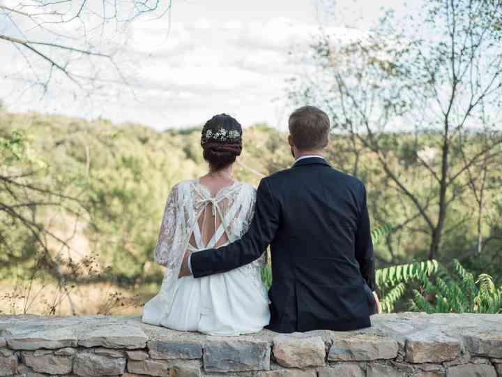 Le mariage de Tatiana et Benjamin